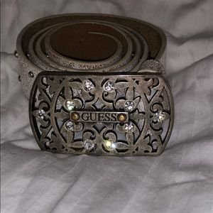 GUESS Vintage Rustic Belt